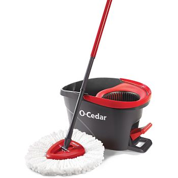 O Cedar Easy Wring Mop Big Freshly Clean Home